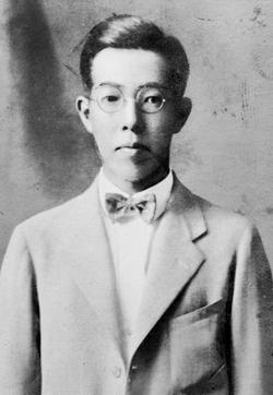 Der echte Jiro Horikoshi