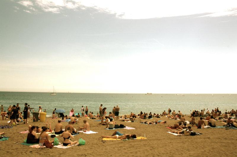 strand_barcelona