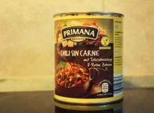 Primana Chili Sin Carne
