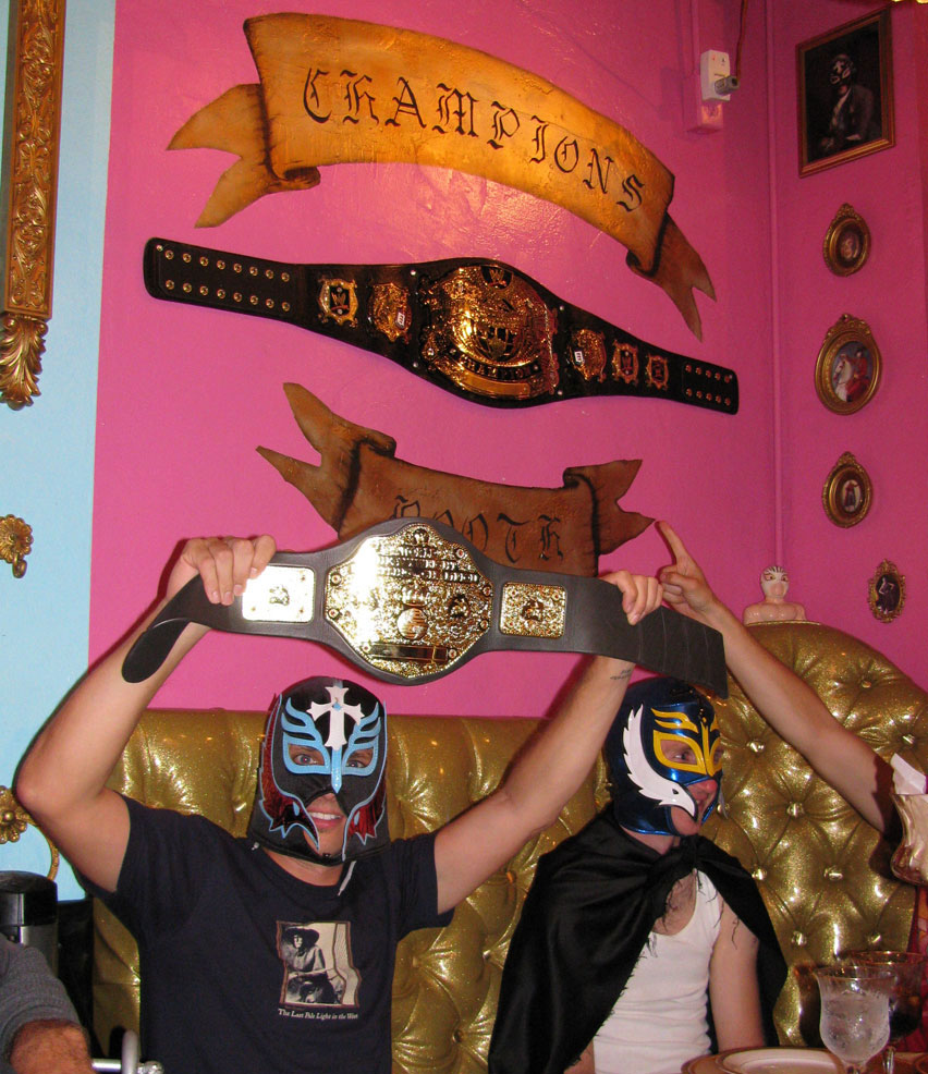 Lucha Libre Songs